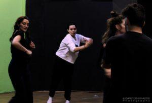 Masterclass Σωματικού Θεάτρου Με την Αλεξάνδρα Καζάζου 1