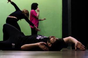 Masterclass Σωματικού Θεάτρου Με την Αλεξάνδρα Καζάζου 2
