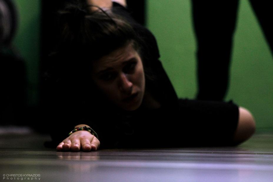 Masterclass Σωματικού Θεάτρου Με την Αλεξάνδρα Καζάζου 3