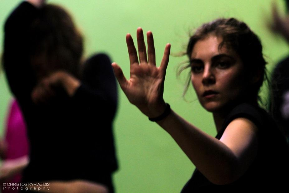 Masterclass Σωματικού Θεάτρου Με την Αλεξάνδρα Καζάζου 4