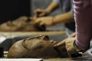 Εργαστήρι κατασκευής μάσκας με τη Μάρθα Φωκά 1