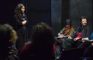 Επικοινωνία θεάτρων και θεατρικών παραστάσεων με τη Λία Κεσοπούλου 5